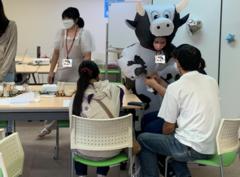 【浜松】当日の様子③☆生徒会主催の体験会