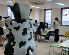 【浜松】当日の様子①☆生徒会主催の体験会