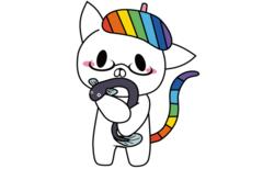 【浜松】「うーにゃん」誕生!!