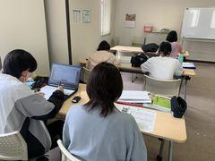 【浜松】課題の勉強中!