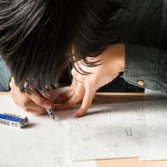 【特別授業】現役漫画家・南先生による「マンガ制作体験」。原稿制作のノウハウを伝授します☆ 2/7
