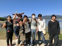 【広島第二】秋の特別活動・宮島へ行きました♪