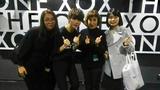 【広島第二】XOXのメンバーとして大活躍中! 卒業生の木津つばさくんが広島公演ライブに招待してくれました☆