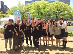 【広島第二】フラワーフェスティバルに参加しました!!