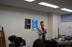 【広島第二】木下優樹菜さんの専属ヘアメイクアーティスト COBA氏による特別セミナーを実施しました!