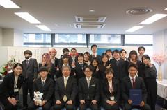 【広島第二】2019年度 卒業式を行いました。