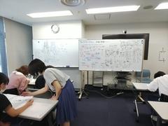 【広島第二】ジョブフェスタ報告~マンガ・イラスト