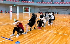 【広島第二】スポーツフェスタに参加しました。