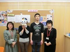 【広島】卒業生が遊びに来てくれました(*^^*)