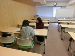 【広島】1年生がレポート学習初登校☆彡
