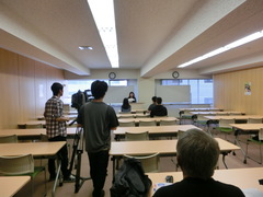 【広島】テレビ取材~教室風景~