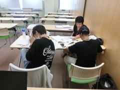 【広島】レポート締切日でした!