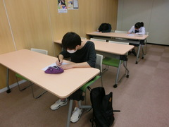 【広島】後期ホームルームがスタート!