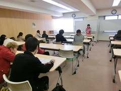 【広島】始業式を行いました!(通学コース)