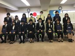 【広島】卒業証書授与式!!
