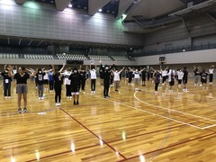 【広島】体育のスクーリングを実施しました!