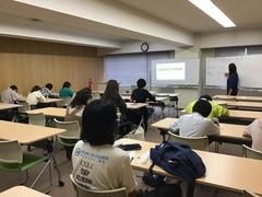 【広島】防災教室を実施しました!