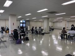 【広島】学校見学に行きました。