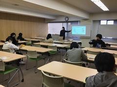 【広島】体験授業型進路ガイダンスを実施しました!(その①)