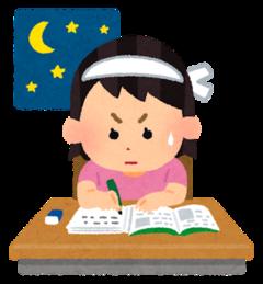 【広島】単位認定試験を実施しています!(生徒会より)