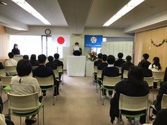 【広島】令和3年度 入学式
