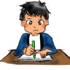 【広島】前期試験、頑張っています(*^^)v