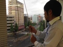【鹿児島】台風が去って・・・