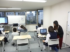 【鹿児島】秋だから「紅葉」をかいてみた!~体験授業報告~