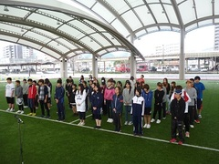 【鹿児島】学校通信 行事だより その⑩「第2回鹿児島学習センター体育祭」