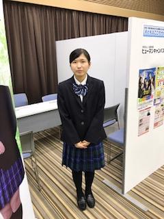 【鹿児島】昨日卒業生がテレビに!!でていて・・