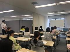 【鹿児島】前期試験オリエン実施~久しぶりに生徒が登校~