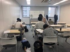 【鹿児島】就職試験対策中~3年生履歴書記入日~