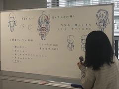 【鹿児島】まんが・イラスト体験授業開催しました!