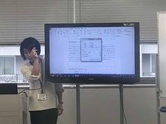 【鹿児島】男子生徒が取り組む骨太「パソコン・ビジネス」授業風景