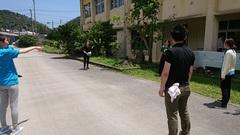 【鹿児島】沖縄本校スクーリング~今日は、晴れたらしい~