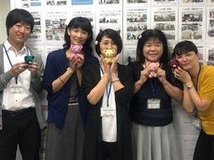 【鹿児島】教員みんなで写真をとってみた!