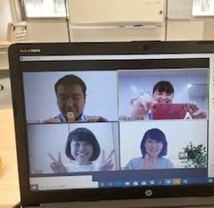 【鹿児島】さすがの先生方!~画面の中からこんにちは!~