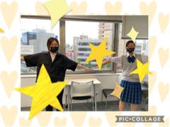 【鹿児島】専門チャレンジコース授業の紹介「英会話」授業風景ちょこっとね!