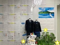 【鹿児島 通信制高校】生徒作品がずらり・・こちらの「桜島」実は・・