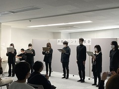 【鹿児島】声優・タレント発表会を開催!