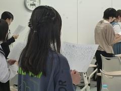 【鹿児島 通信制高校】教えて声優・タレント専攻の先輩!②~体験授業アンケートから~