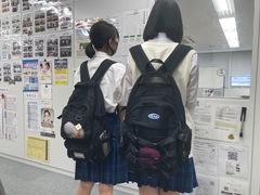 【鹿児島】制服のかわいいところはココ! だって!