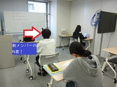【鹿児島】英会話コースに新メンバー参加!