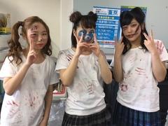 【柏】☆ハロウィンメイク☆