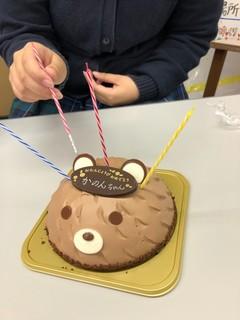 【柏】お誕生日会をしたよー☆☆