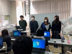 【柏】ヒューマンアカデミーマンガカレッジの学生が授業してくれたよ☆