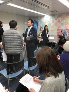 【柏】ビジネスセミナー盛り上がりました!