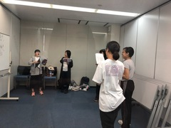 【柏】声優・俳優コースの授業の様子☆