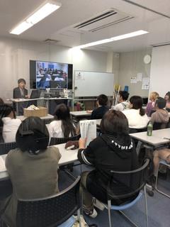 【柏】始業式!9月卒業生もおめでとう!
