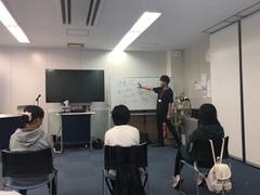 【柏】入学前授業、トライアルスクールスタート!